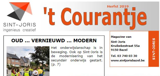 ' T Courantje